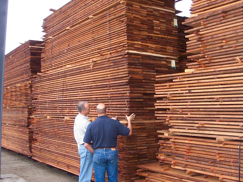 Western Red Cedar Patrick Lumber